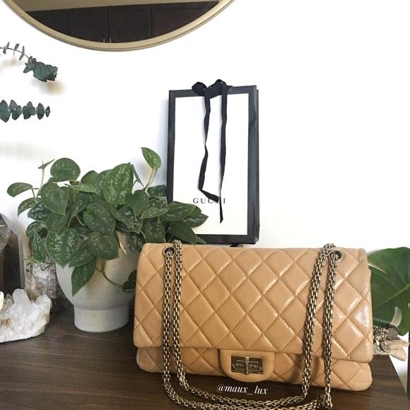 CHANEL Handbags - Part II: Iridescent 2.55 Double Flap Reissue 227